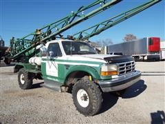 1992 Ford F350 XLT 4 WD Floater