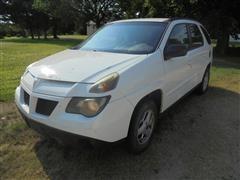 2004 Pontiac Aztek AWD SUV