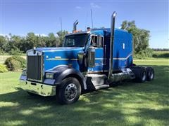 2000 Kenworth W900 T/A Truck Tractor