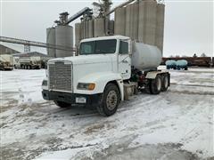 1995 Freightliner Liquid Tender T/A Truck