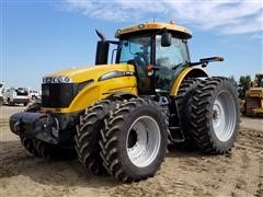 2013 Challenger MT675D MFWD Tractor