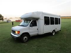 2008 Ford E450 Accessible Bus