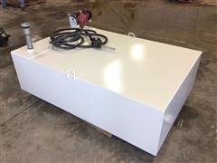 300 Gallon Steel Fuel Tank & Fill-Rite Pump