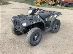 2015 Polaris 850 HO Sportsman ATV