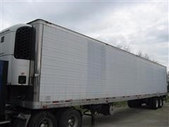 2006 Wabash National Artic Lite T/A Reefer Trailer