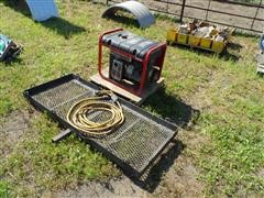 Troy-Bilt 5550 120/240 Volt Generator