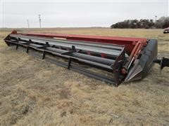 1991 Case IH 1010 30' Grain Header W/Bat Reel