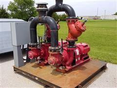 Bell & Gossett 4G12BF Water Pumps & Pump Control