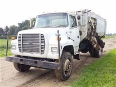 1992 Ford L8000 Feeder/Mixer Truck