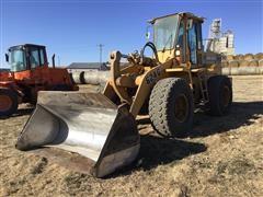1995 John Deere 624G Wheel Loader