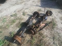 1990 Jeep Cherokee Axles