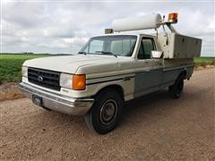 1987 Ford F250 Service/Utility Truck