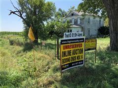 Tract 3:  81.18+/- Acres Butler County, Nebraska