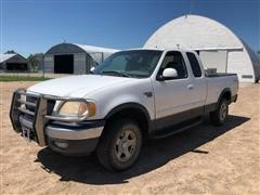2001 Ford F150 Extended Cab Pickup