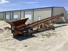 50' Material Conveyor