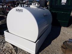2017 Emiliana Serbatoi 3000 Fuel Tank w/Pump, Meter & Containment System