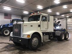 1991 Peterbilt 375 T/A Truck Tractor