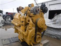 Caterpillar 3408 Direct Injection V-8 Turbo-Diesel Truck Engine