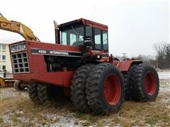 1981 International 4586 4WD Tractor