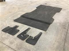 Ram Bed Mat & Mud Flaps
