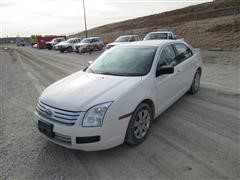 2008 Ford Fusion Passenger Car