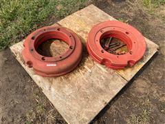 International Farmall 373687-R1 Wheel Weights