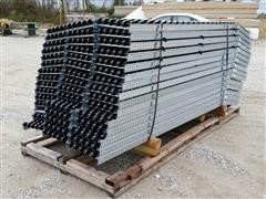 Angled Roller Conveyors
