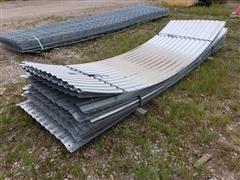 Behlen Galvainzed Windbreak Panels