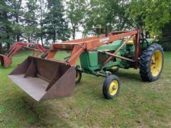 John Deere 2510 2WD Tractor W/Loader