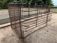 Pickup Box Livestock Rack