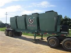 2005 Galyean High Reach 200 T/A Dry Dump Trailer
