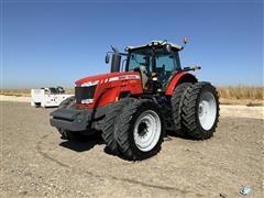 2015 Massey Ferguson 8737 MFWD Tractor