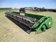 1989 John Deere 930 Rigid Header