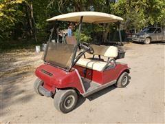 Club Car Electric Golf Cart (INOPERABLE)