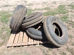 Single Rib, Tri-Rib, & 4-Rib Tires