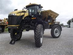 2014 Ag-Chem Rogator RG1100 Dry Fertilizer Spreader