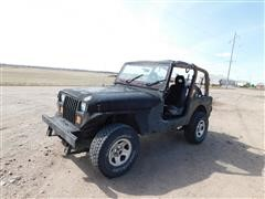 1995 Jeep Wrangler Grand Edition 2 Door 4x4 Sport Utility
