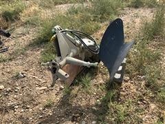 Ferguson TA028 Single Bottom Hydraulic Rollover Plow