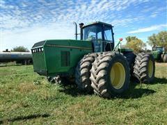 1993 John Deere 8970 4WD Tractor