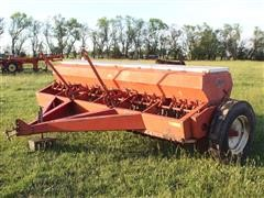 International 510 20-8 End Wheel Grain Drill