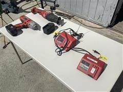 Milwaukee 18v Cordless Tools