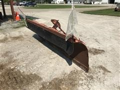 Coates 12' Snowplow For Dump Truck