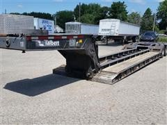 1983 Talbert Double Drop Tri/A Lowboy Trailer