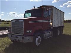 1988 Freightliner FLC112 T/A Grain Truck