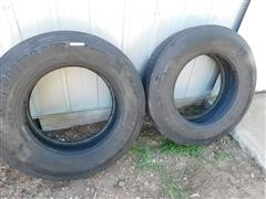 Michelin X 255/80R22.5 Truck/Trailer Tires