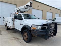 2011 RAM 5500 Heavy Duty SLT 4x4 Bucket Truck