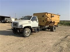 2000 Chevrolet C6500 S/A Feed/Mixer Truck