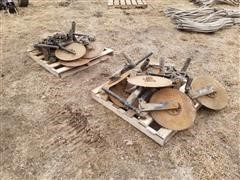 Yetter Coulters And Fertilizer Knives