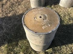 Case IH 900 Milo Seed Drum
