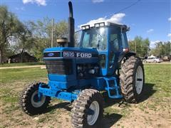 1993 Ford 8630 2WD Tractor